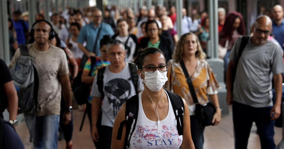 Uso de máscaras de proteção passará a ser obrigatório no estado de São Paulo
