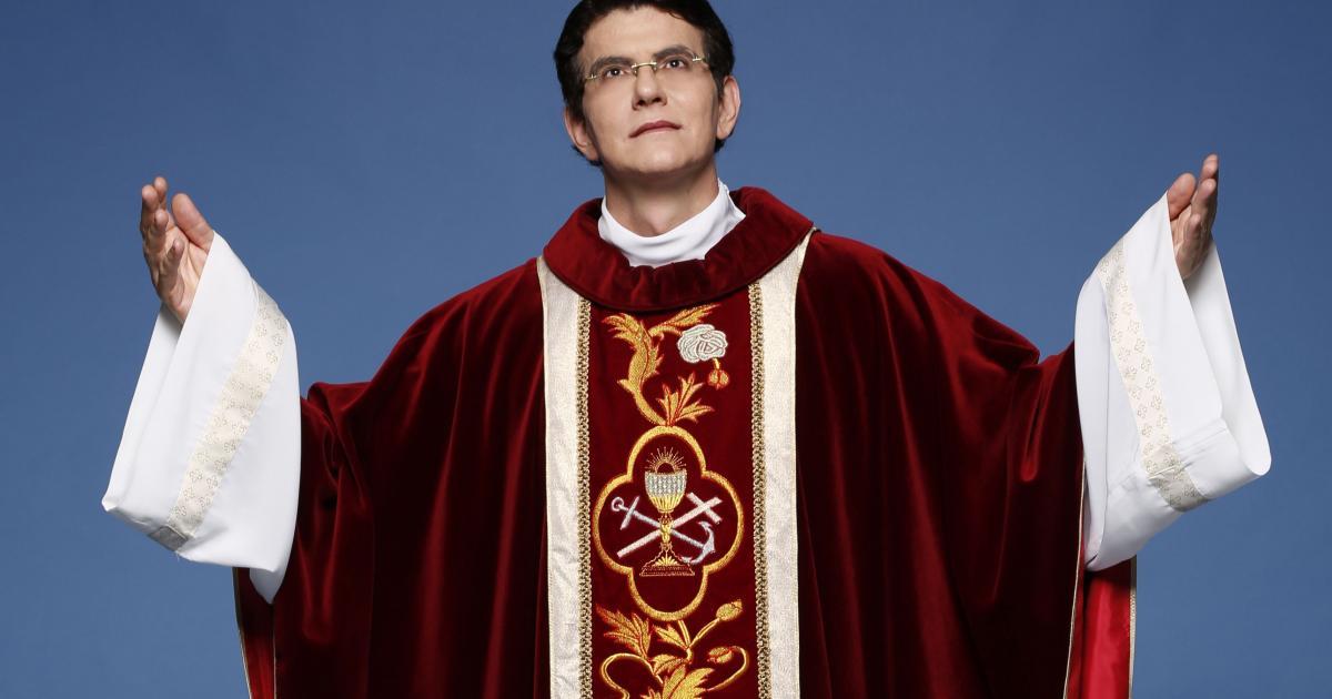 Padre Reginaldo Manzotti: 'a menor das criaturas está causando uma crise mundial'