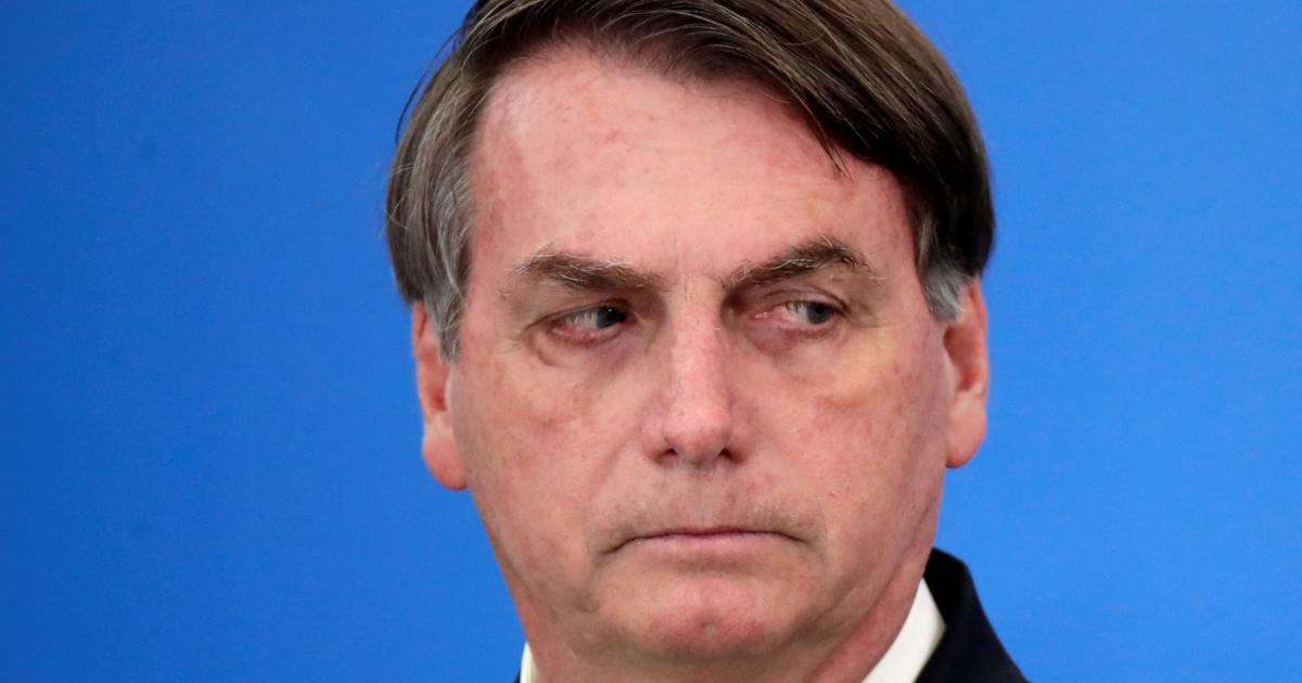 Bolsonaro afirma lamentar as mortes por Covid-19 ocorridas no Brasil