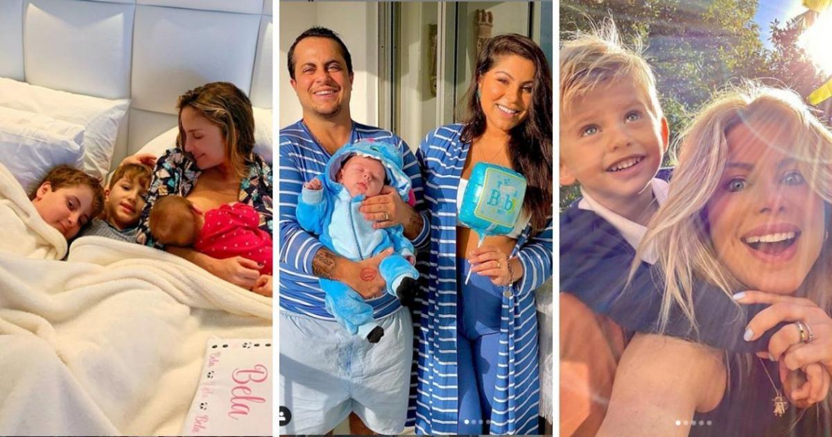5 famosas brasileiras que optaram por dar à luz nos Estados Unidos