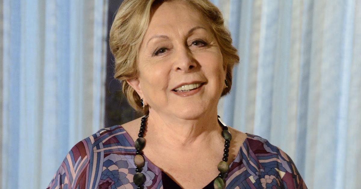 Atriz Aracy Balabanian, 80 anos, é internada em CTI no Rio de Janeiro