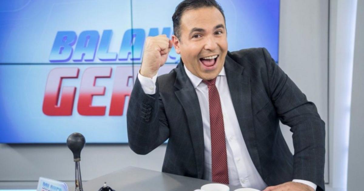Reinaldo Gottino fala de retorno à Record TV e afirma: 'não tem esse caminhão de dinheiro'