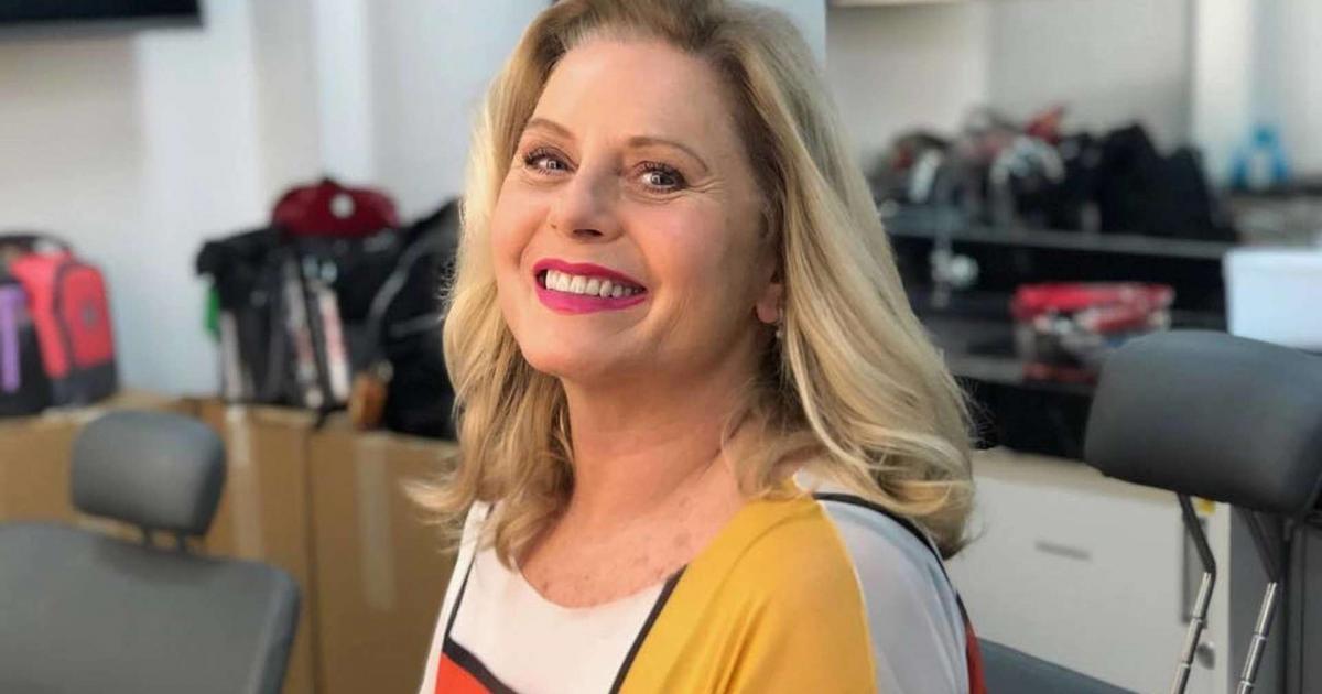 Atriz Vera Fischer é dispensada da Rede Globo após 43 anos de trabalho