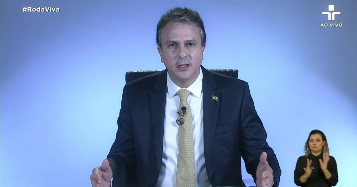 Camilo Santana defende união entre Lula e Ciro