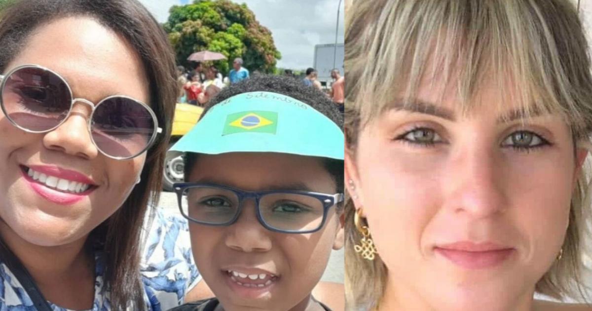 Caso Miguel: novas imagens mostram quando Mirtes encontra o filho após a queda