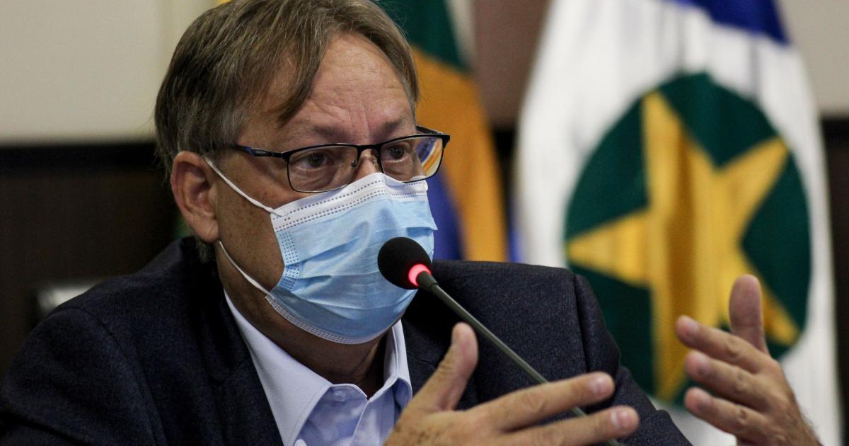Secretário de saúde de MT diz que quem entrar em hospitais para filmar leitos será preso