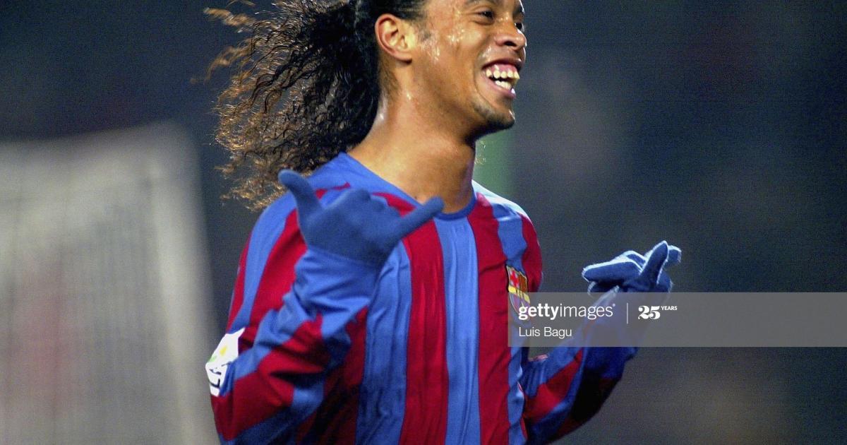 5 clubes de futebol que Ronaldinho já jogou