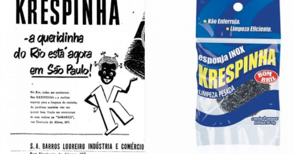 Bombril é acusada de racismo após lançamento de esponja de aço 'Krespinha'