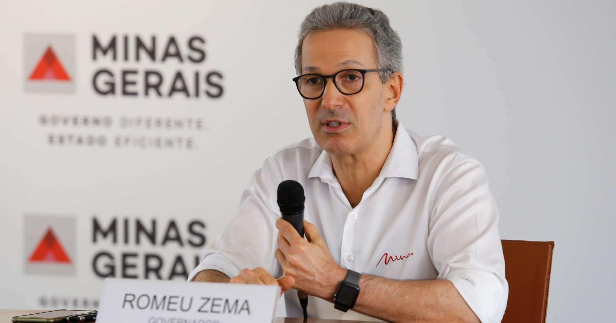 Zema diz que Minas Gerais tem 90% de chance de entrar em lockdown