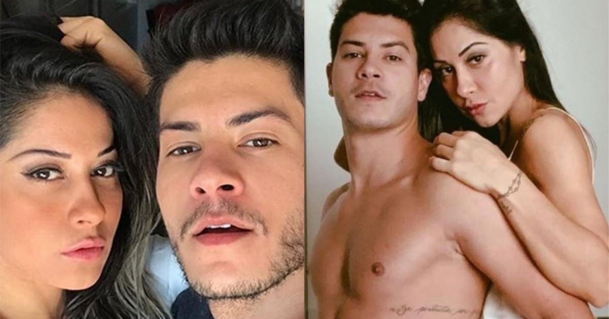 Mayra Cardi desabafa e fala em traições de Arthur Aguiar: 'vivi um relacionamento abusivo'