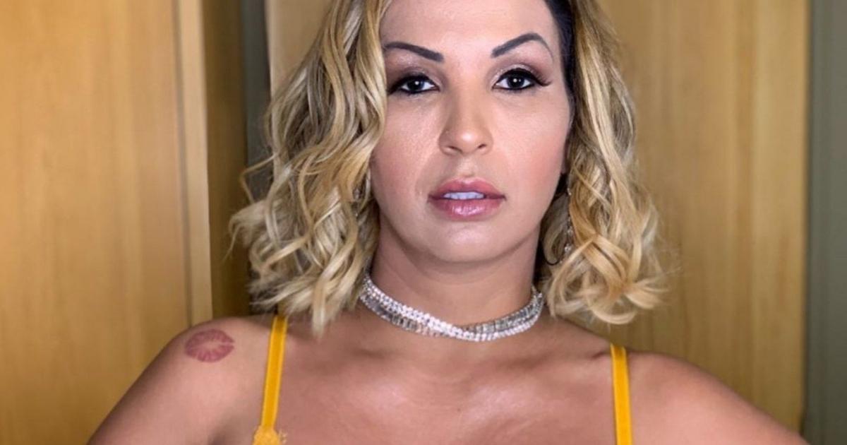 Valesca Popozuda critica artistas que furam quarentena em lives
