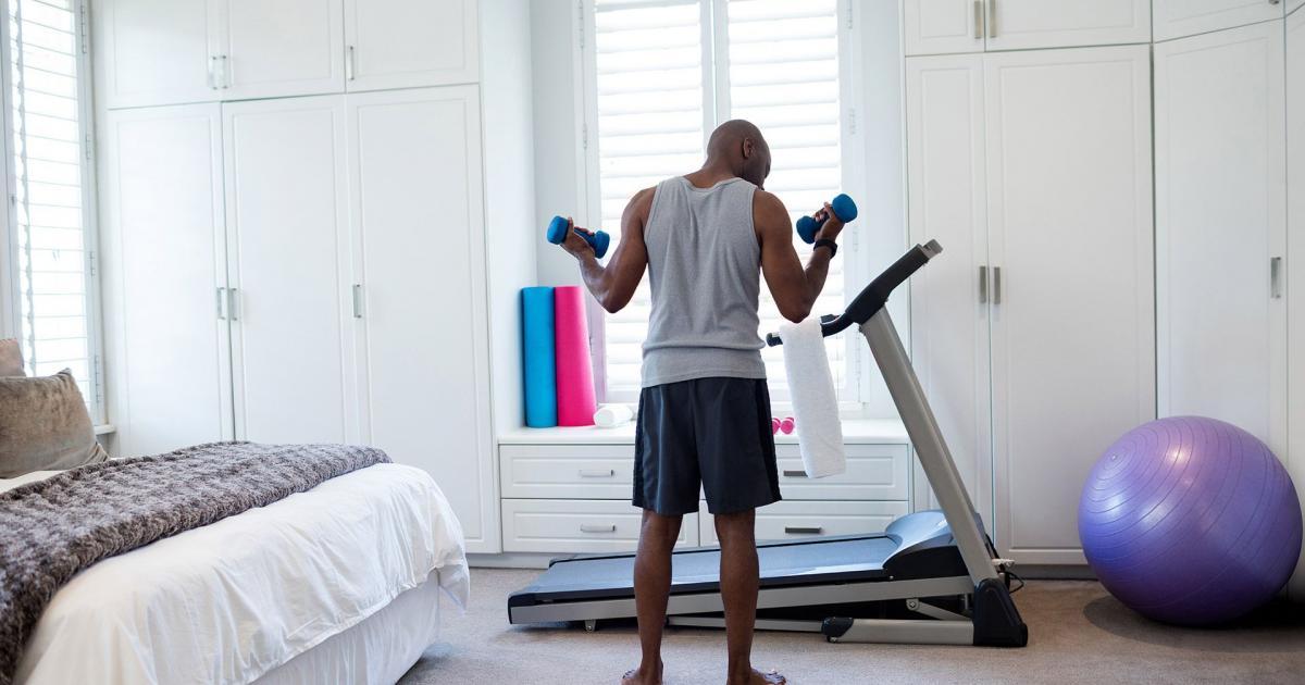 5 motivos para manter uma rotina de treinos durante a pandemia