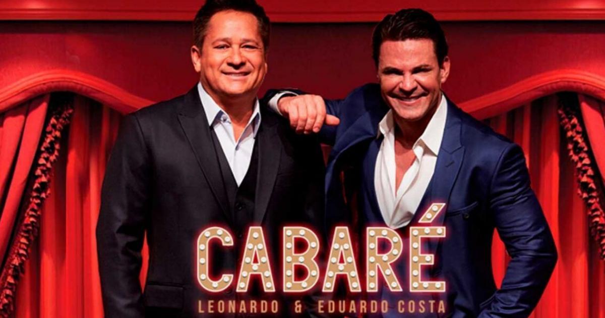 Eduardo Costa finalmente quebra o silêncio e nega fim da amizade com Leonardo
