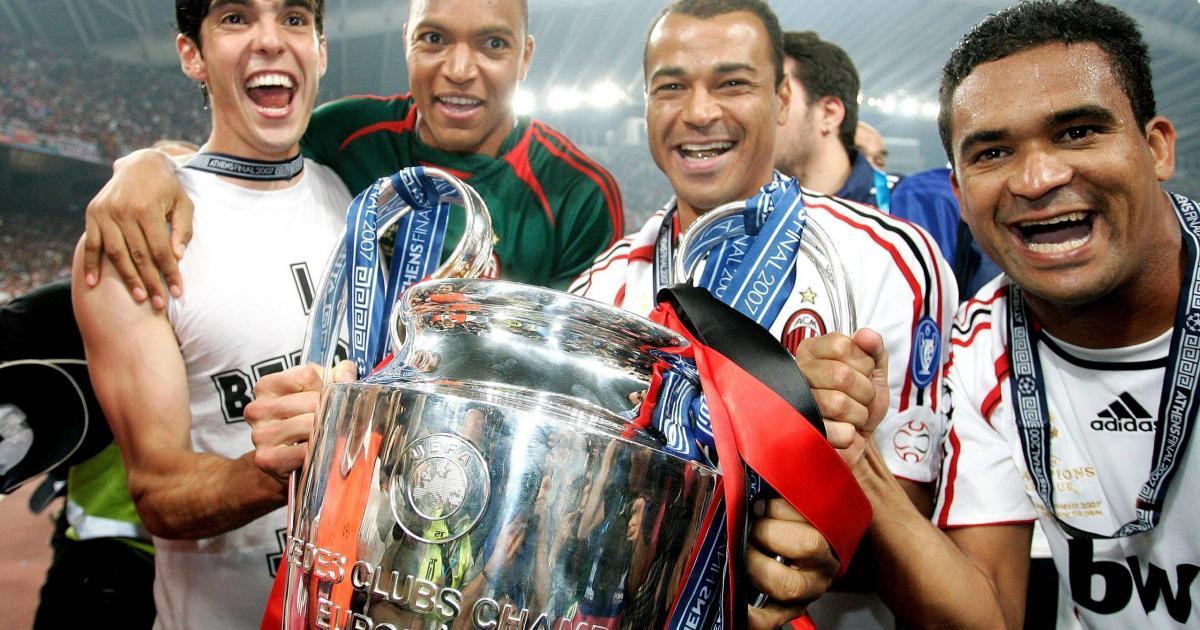 5 ex-jogadores brasileiros que já jogaram no Milan