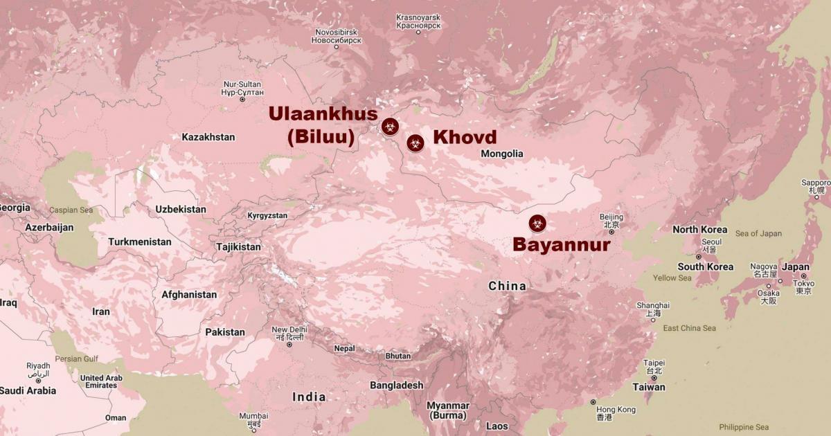 Cidade chinesa entra em alerta com suspeita de caso de peste bubônica