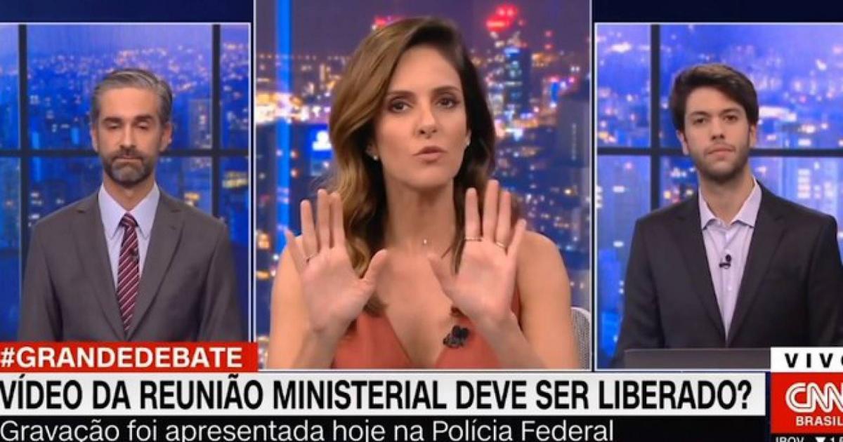Augusto de Arruda Botelho abandona 'O Grande Debate', da CNN Brasil