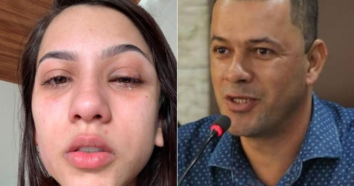 Filha de vereador da Bahia denuncia o pai por suposta agressão: 'ele é um monstro'