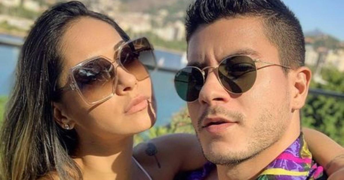 Mayra Cardi chama ex-marido Arthur Aguiar de gigolô e avisa: 'destruiu minha vida'