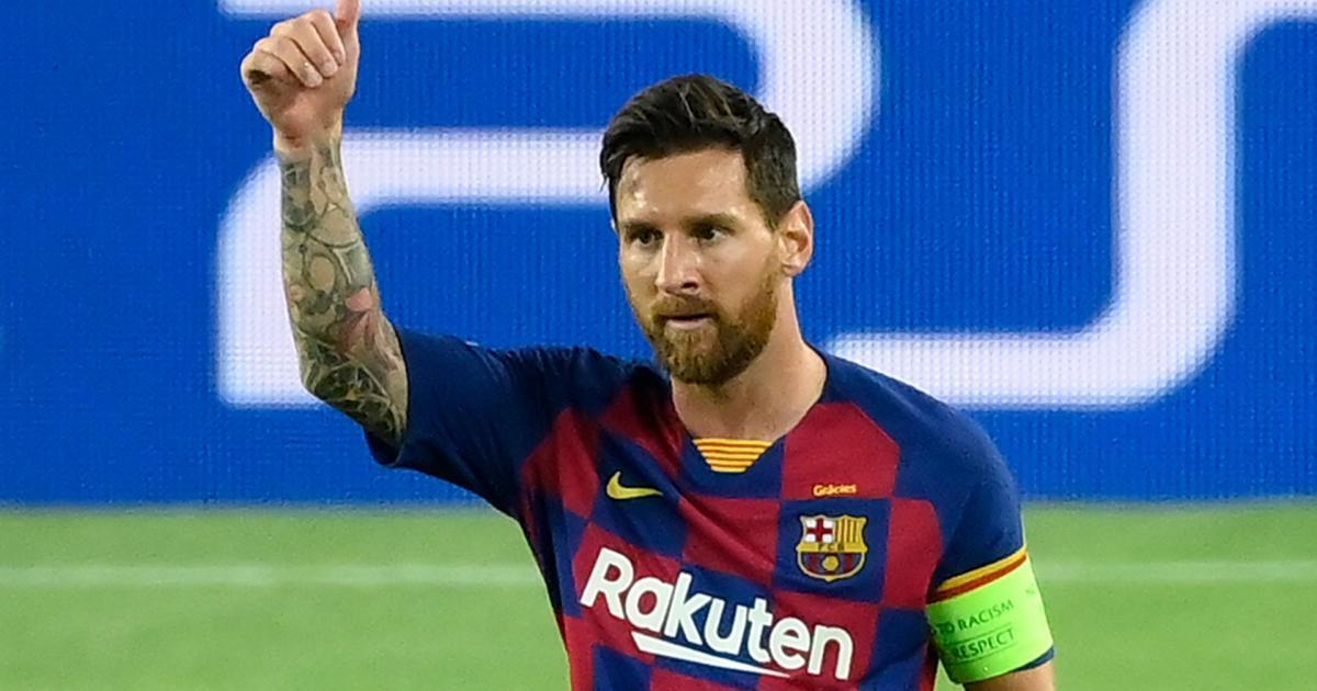 Novela Messi: reviravolta pode fazer argentino ficar no Barcelona, diz TV