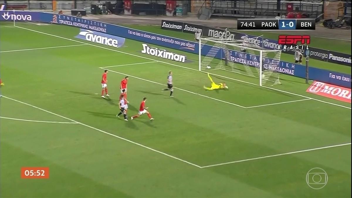 Derrota na Champions League impõe a Jorge Jesus pressão que não teria no Flamengo