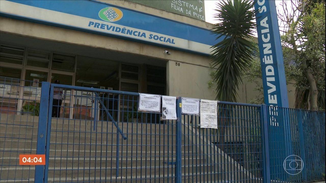 Hora 1 | INSS reabre atendimento em agências de São Paulo a partir desta quinta (17) | Globoplay