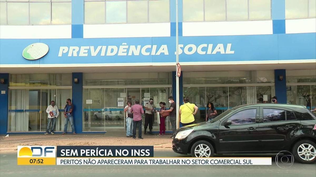 Perícias médicas seguem suspensas nas agências do INSS, mesmo após nova vistoria