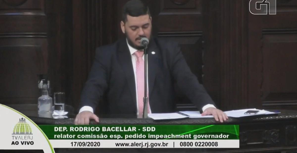 Alerj aprova o relatório pelo prosseguimento do processo de impeachment de Witzel