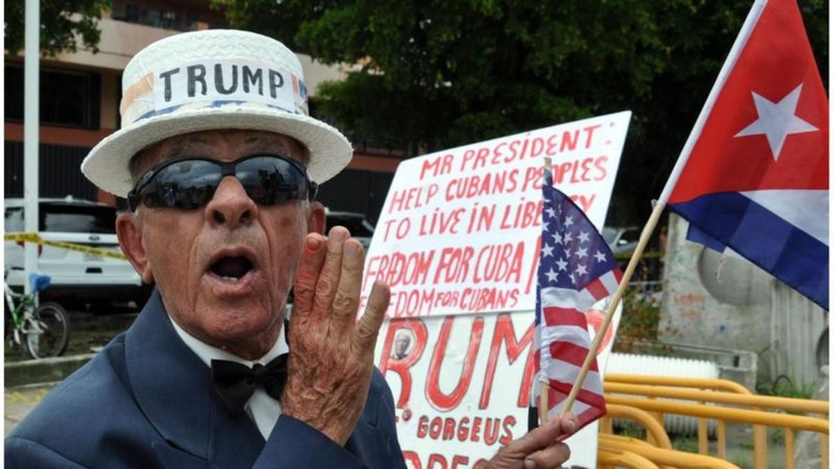 A batalha na Flórida: os 3 grupos que podem decidir se Trump ganhará novo mandato nos EUA