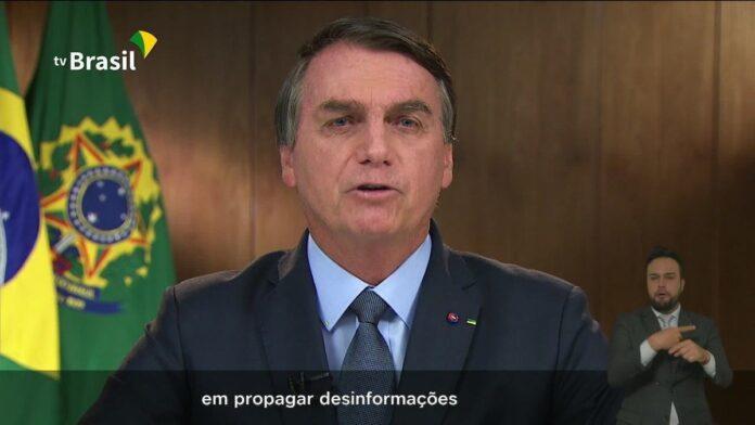 Bolsonaro diz na ONU que Brasil é 'vítima' de 'brutal campanha de desinformação' sobre Amazônia e Pantanal
