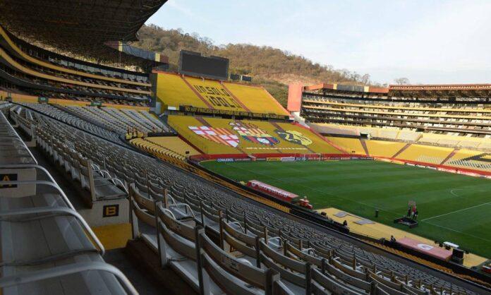 Libertadores: Estádio do Barcelona é interditado e jogo do Flamengo deve ser adiado