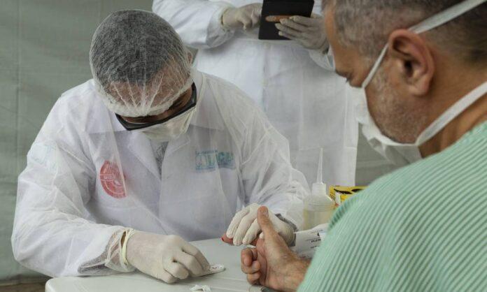 IBGE: 17,9 milhões de brasileiros já realizaram testes para a Covid-19