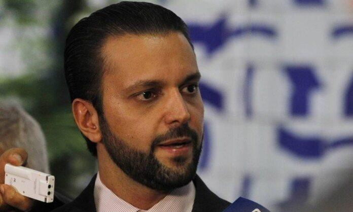 Gilmar Mendes suspende ação penal contra Alexandre Baldy, secretário de Doria    Bela Megale – O Globo