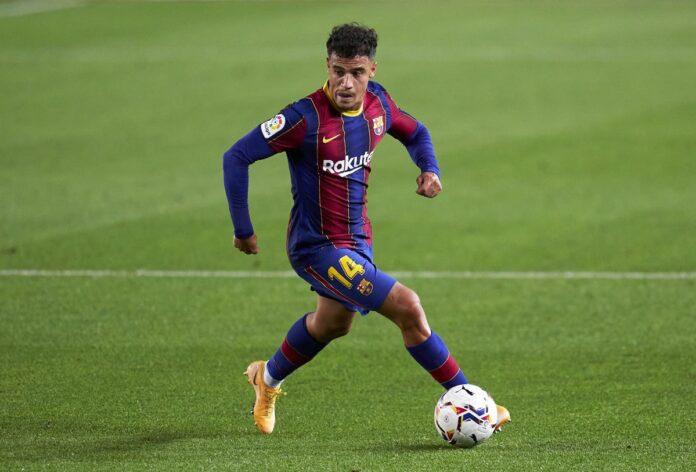 """Jornais espanhóis elogiam Coutinho após atuação na goleada do Barcelona: """"Parece outro"""""""