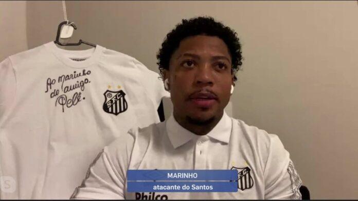 """Marinho diz que técnico Cuca é """"presidente"""" do Santos: """"Tinha muita coisa errada"""""""