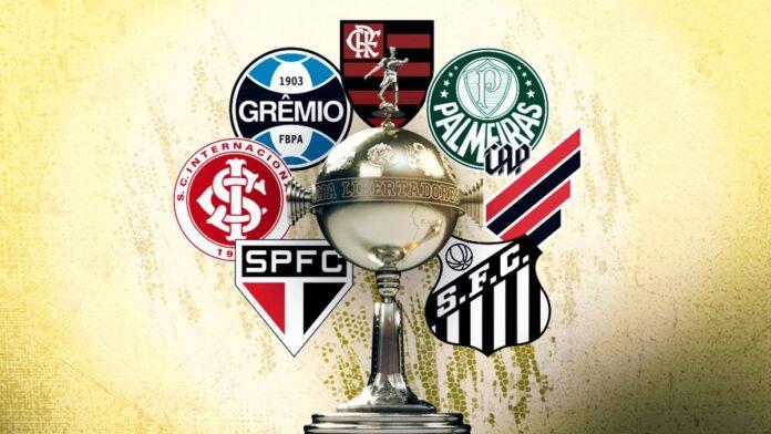 Athletico, Grêmio e Inter podem garantir a vaga já nesta terça; veja a situação dos clubes brasileiros