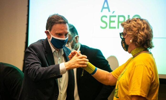 Ministério Público Eleitoral pede a impugnação da candidatura de Marcelo Crivella