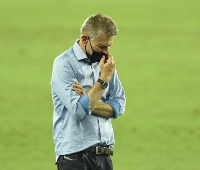 Com sequência ruim no Campeonato Brasileiro, Botafogo avalia troca de treinador